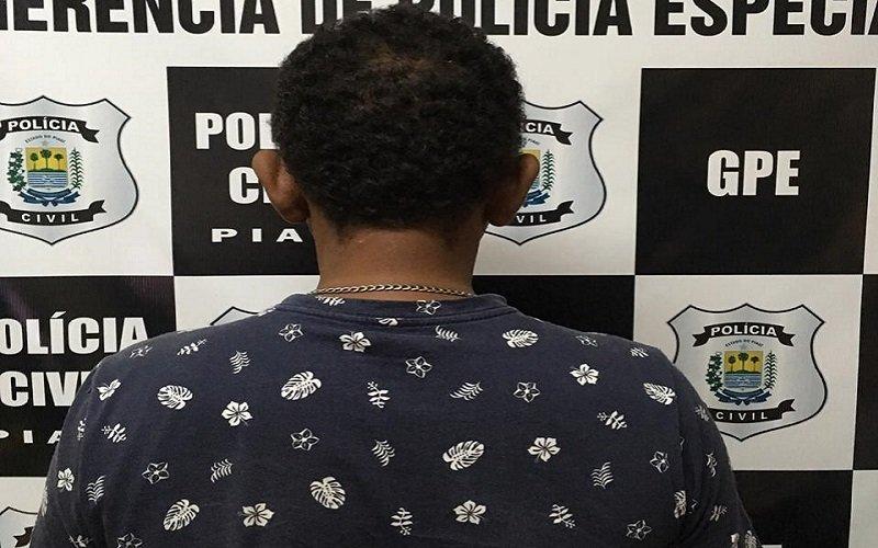 Homem é preso suspeito de estuprar filha de seis anos de idade em Teresina