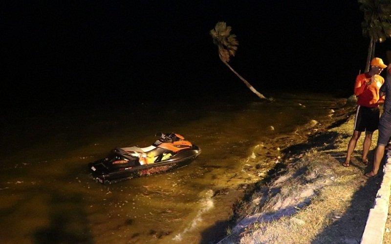 Mulher desaparece nas águas da Lagoa do Portinho após acidente com jet ski