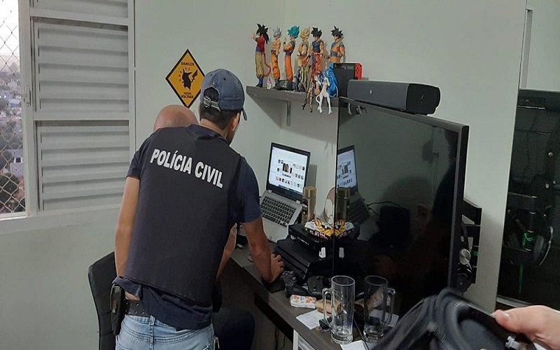 Piauí participa de operação de combate a pornografia infantil