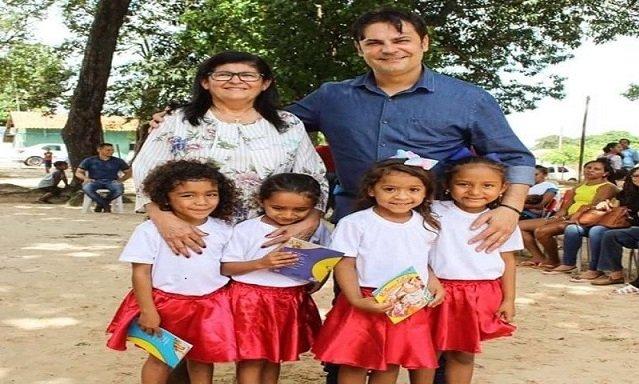 Educação de José de Freitas conquista selo UNDIME: ''Estamos colhendo bons frutos''