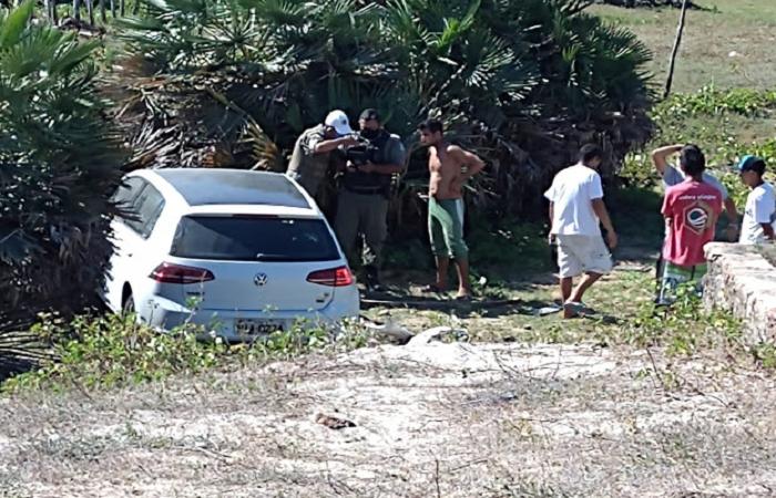 Motociclista morre após ser atropelado por veículo