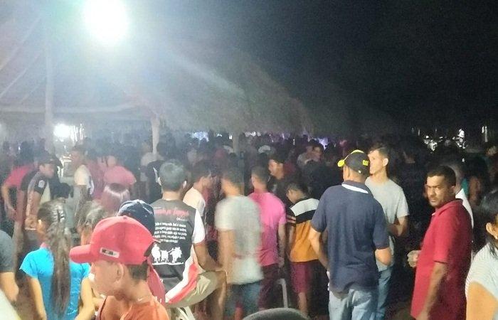 Forrozão Elegancy atrai multidão à tradicional vaquejada da Fazenda São Raimundo