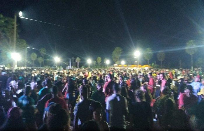 Vaquejada no Contente e festa no Clube do Ribamar movimentou o final de semana em José de Freitas