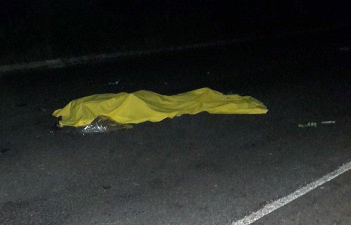 Idoso morre em acidente na PI-113 em José de Freitas após sua moto se chocar com jumento