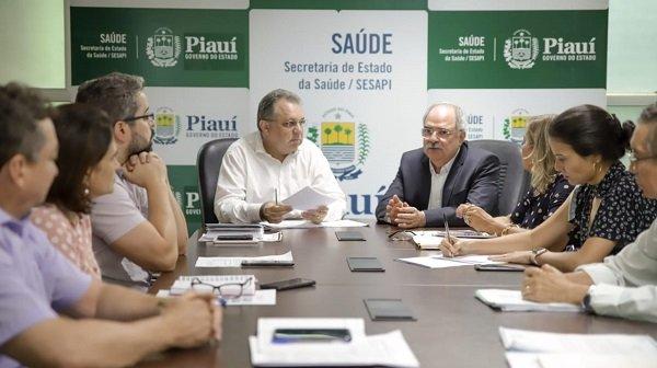 COE decide pela reabertura de novos leitos para Covid-19 no Piauí