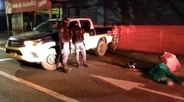 Falso entregador de 21 anos morre após assaltos na Zona Sudeste de Teresina