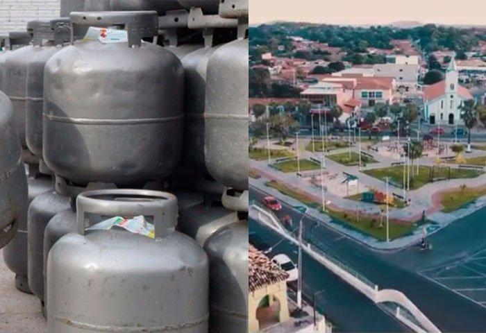 Saiba quanto vai custar o  gás de cozinha em José de Freitas a partir de segunda-feira (12)
