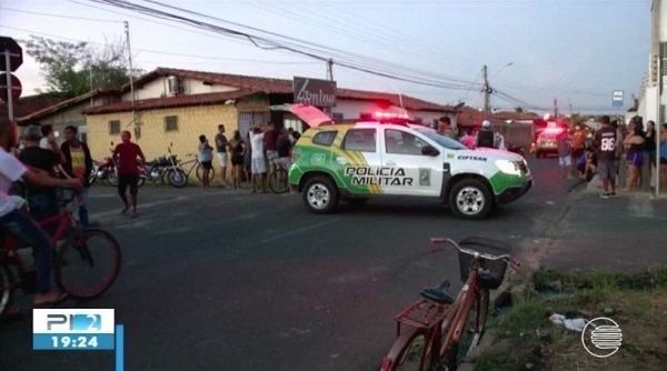 Seis pessoas morrem em 8 acidentes de trânsito registrados em 72 horas em Teresina
