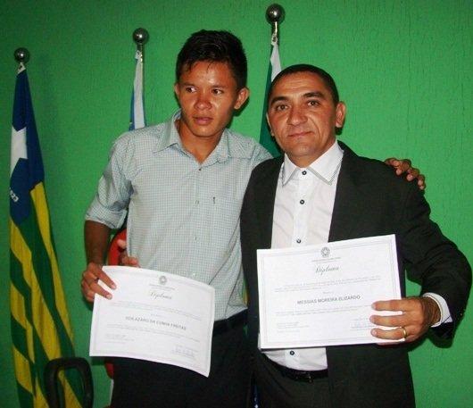 Plenário da Câmara de Lagoa Alegre aprova contas de 2014 do ex-prefeito Messias